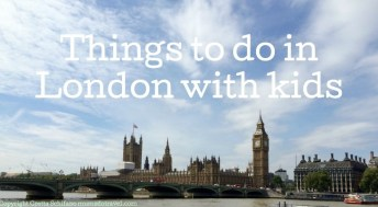 Things to do in London with kids: July
