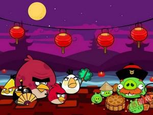 Angry Birds Mid Autumn Festival