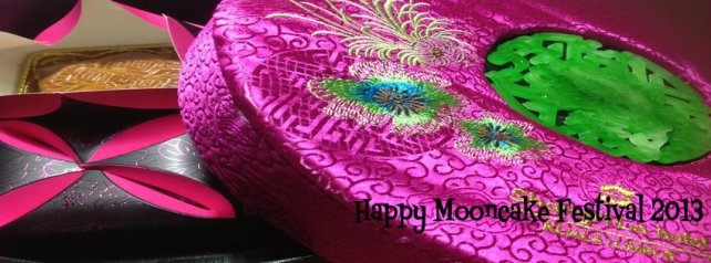 Facebook Cover Mooncake Mid Autumn Festival