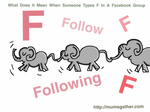 F is For Follow