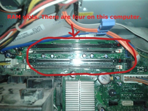 Change PC RAM 2