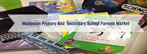 Malaysian Primary And Secondary School Parents Market