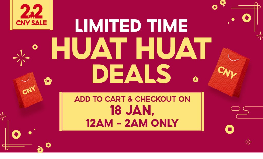 Huat Huat Deals