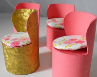20 things to do with toilet paper rolls