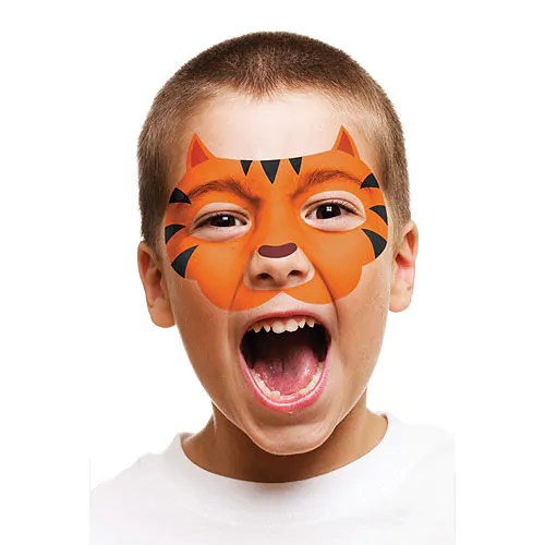 Baby Cots Game Face Art Face Painting Sets