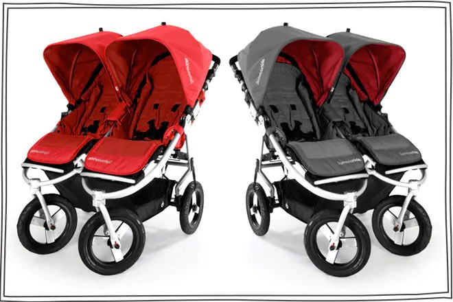 Newborn Toddler Double Pram Bumbleride Indie And Indie Twin Prams
