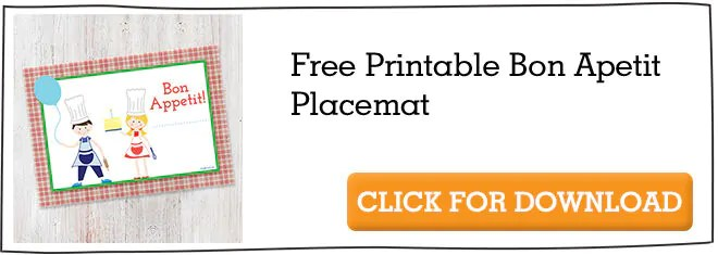 Placemat Template For Word Pizza Party Placemat Pizza Birthday