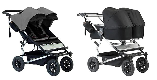 Twin Mountain Buggy Double Trouble The 10 Best Side By Side Double Prams
