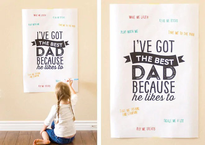 12 homemade gifts to show Dad we love him Mum\u0027s Grapevine