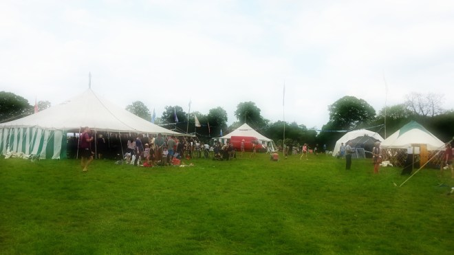 Wood Festival 2014 - ambience shot