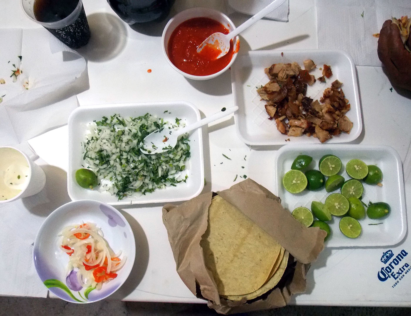 Construction Cuisine Feasting With Construction Workers In Mexico City Vice