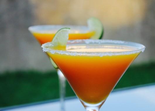 mango pulp Cocktail