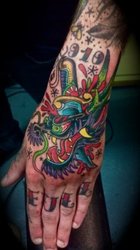 Old School Tattoo | Munday Tattoo