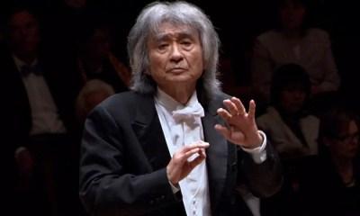 Seiji Ozawa (Imagem: Reprodução/YouTube)