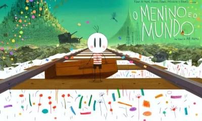 """Filme de animação """"O menino e o mundo"""" (Foto: Divulgação)"""