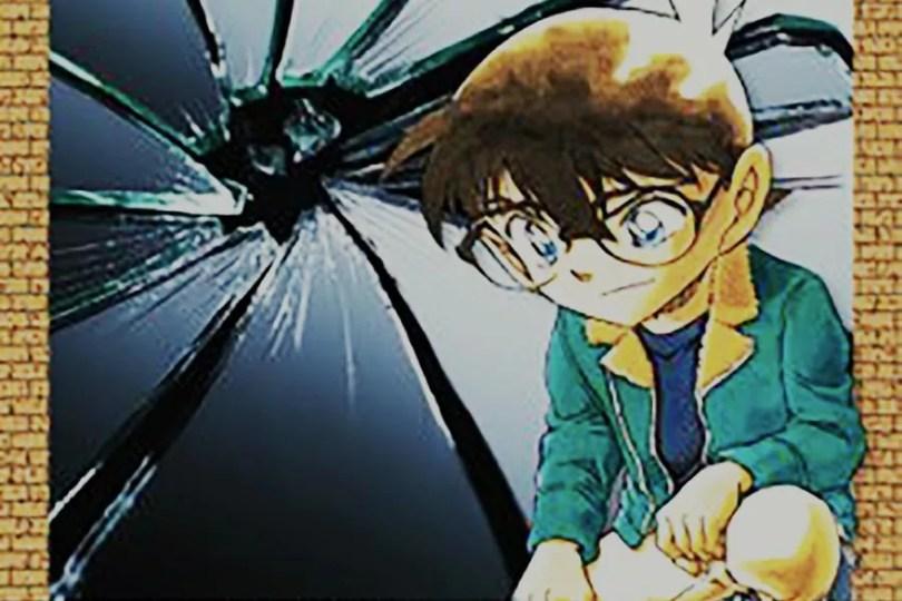 Capa Detective Conan (Foto: Divulgação)