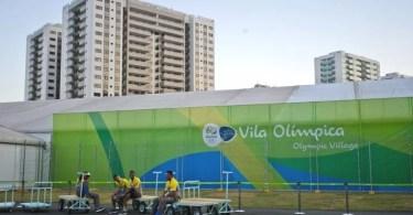 Vila Olímpica Rio 2016 (Foto: Reprodução/Albari Rosa)