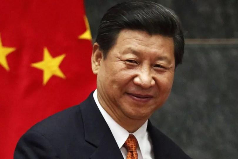 Xi Jinping (Foto: Kyodo/Xinhua)