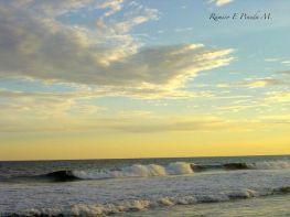 Foto por Ramiro Pineda - Playa Monterrico.