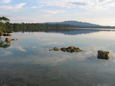 Laguna Lachuá - foto por David Ayala