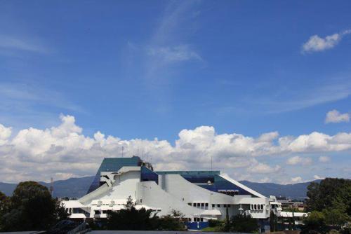 Teatro Nacional de Guatemala. Fotografía de Ernesto García.