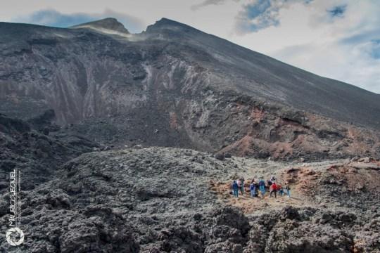 Cima del volcán de Pacaya - foto por Mauricioleonel Photography