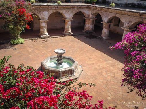 Convento de Capuchinas, Antigua Guatemala - 3 foto por David Rojas