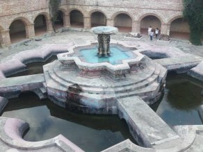 Fuente de la Merced, la fuente mas grande de Centro America, Antigua Guatemala - foto por Allan F. Sagastume Chew