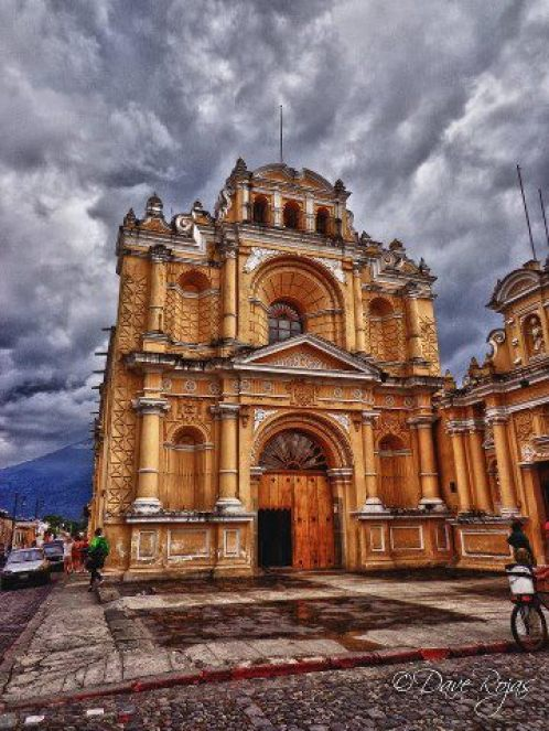 Iglesia de San Pedro, Antigua Guatemala - foto por Dave Gt Rojas