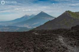 Vista desde el volcan de Pacaya - foto por Mauricioleonel Photography
