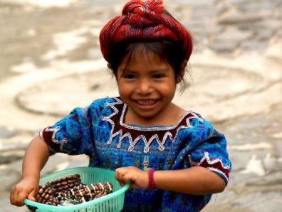 Rostros en Guatemala - Omar David