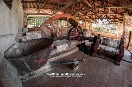 Museo del Trapíche en San Jerónimo, Baja Verapaz - foto por Maynor Marino Mijangos