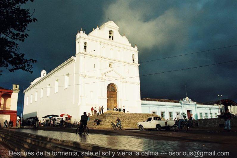 Foto por Avelino Osorious - Santa Cruz del Quiché