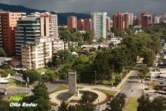 Avenida las Americas al sur de la capital - Otto Manuel Alvarez