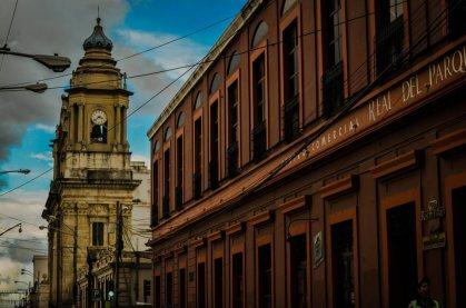 Ciudad de Guatemala, Centro Historico - foto por Marcelo Jimenez