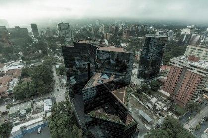 Ciudad de Guatemala, Zona Viva - foto por Ivan Castro