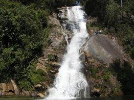 Catarata San Rafael Pie de la Cuesta, San Marcos - foto por David Garcia