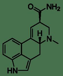 Molécula do LSA