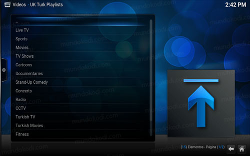addon uk turk playlist 5-lista