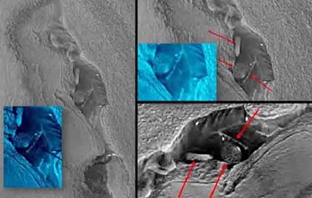 nasa-estructuras-extraterrestres-marte Imágenes de la NASA muestran estructuras extraterrestres en Marte