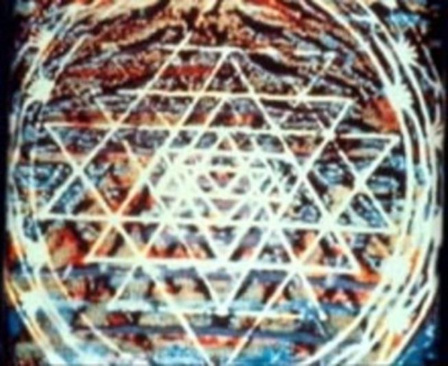 mandala-sri-yantra-cantando-om-2 CIMÁTICA; DANDO VIDA A LA MATERIA CON EL SONIDO (HANS JENNY, 1968)