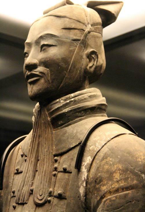 Chinese-Terracotta-Warriors-replicas-of-real-soldiers Tecnología revela guerreros de terracota chinos eran réplicas probable de soldados reales