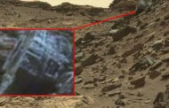 Imagen Del Curiosity Muestra Estrellado O Abandonado Objeto Artificial En La Superficie De Marte