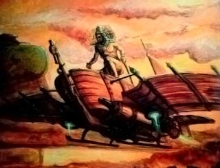 vimana Los Vimana, las máquinas voladoras de la antigua India