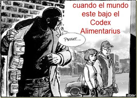 XbfBzN EL CODEX ALIMENTARIUS NO ES TEORÍA CONSPIRATIVA, ES UN SILENCIOSO GENOCIDIO LEGALIZADO