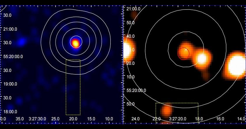 Mystery-radio-source- Astrónomos desconcertados por misteriosas fuentes de radio provenientes del espacio