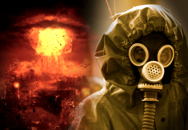 40 MILLONES DE RUSOS PARTICIPAN EN MANIOBRAS PARA AFRONTAR UN ATAQUE NUCLEAR