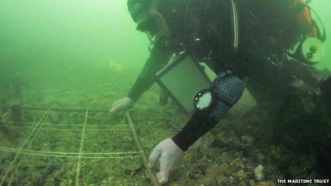 Hace 8.000 años el alza del mar separó a Inglaterra y sumergió una sofisticada cultura