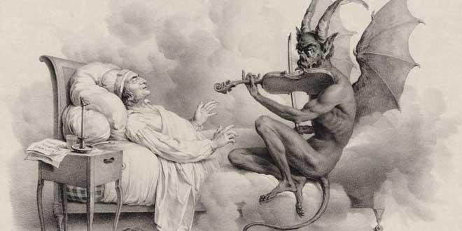 La Sonata del Diablo ¿fruto de un pacto demoníaco?