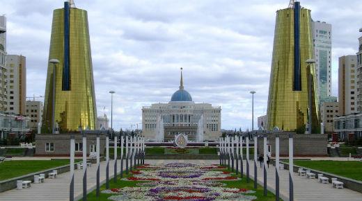 Astana, la ciudad del NWO – , Khazakhstan
